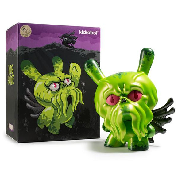 King Howie 8-Inch Dunny by Scott Tolleson x Kidrobot