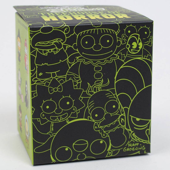 Simpsons Treehouse of Horror Mini Figure Series by Kidrobot Blind Box