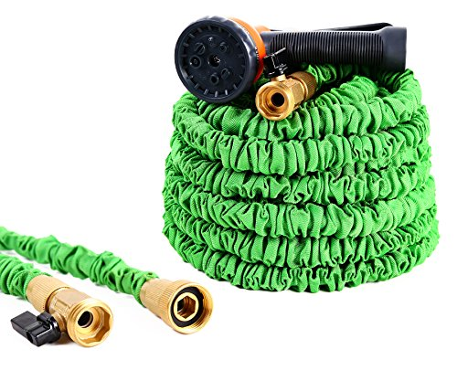 NEW 50 FT Expanding Water Hose, Lightweight Flexible Hose - AsitiGift