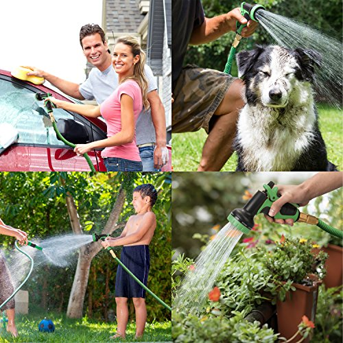 Garden Hose with 9- - AsitiGift