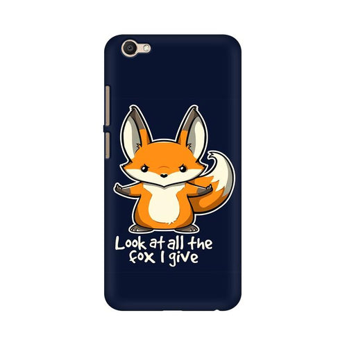 Fox Given Multicolour Case For Vivo V5 Plus