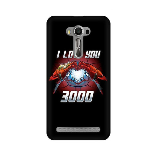I Love You 3000  Multicolour Phone Case For Asus Zenfone Selfie