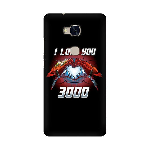 I Love You 3000  Multicolour Phone Case For Huawei Honor 5X
