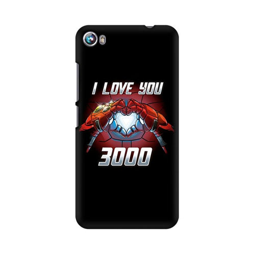 I Love You 3000  Multicolour Phone Case For Micromax Canvas Fire 4 A107