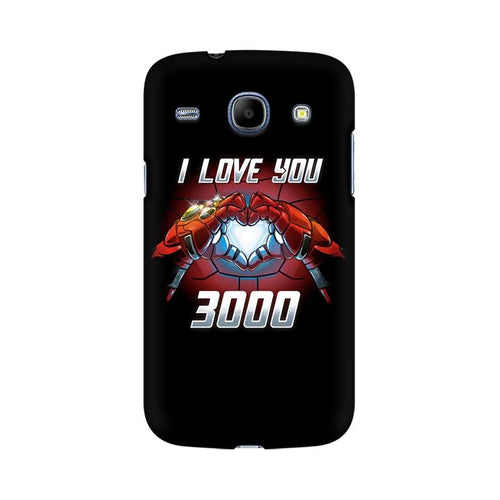 I Love You 3000 Multicolour Case For  Samsung Core I8262