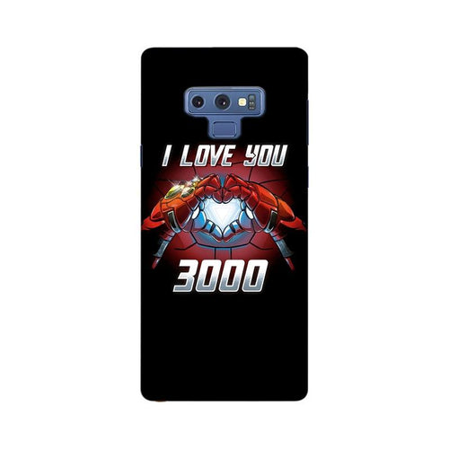 I Love You 3000 Multicolour Case For  Samsung Note 9