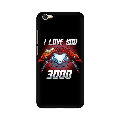 I Love You 3000 Multicolour Case For Vivo V5 Plus