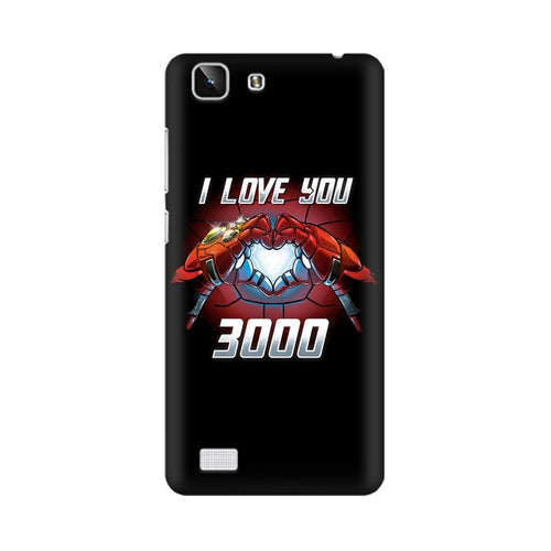 I Love You 3000 Multicolour Case For Vivo X5