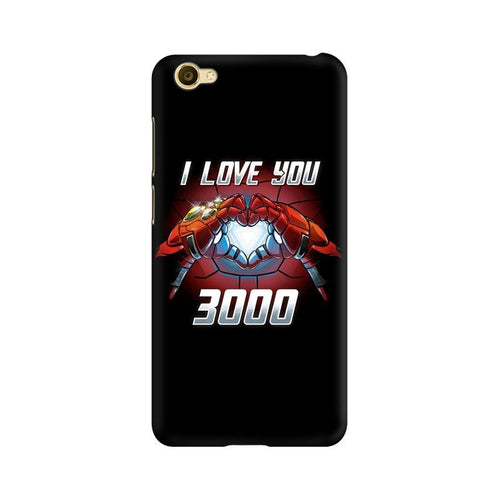 I Love You 3000 Multicolour Case For Vivo Y66