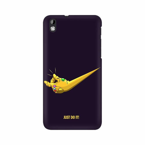 Just Do It  Multicolour Phone Case For HTC Desire 816