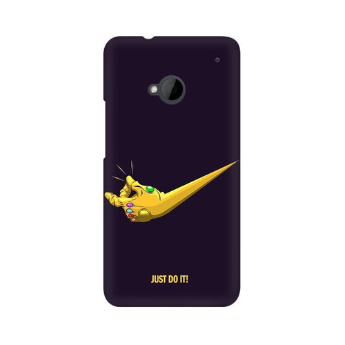 Just Do It  Multicolour Phone Case For HTC One M7