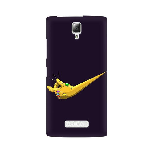 Just Do It  Multicolour Phone Case For Lenovo A2010