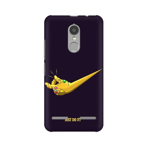 Just Do It  Multicolour Phone Case For Lenovo Vibe K6