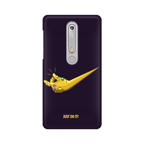 Just Do It Multicolour Case For Nokia 6 point 1