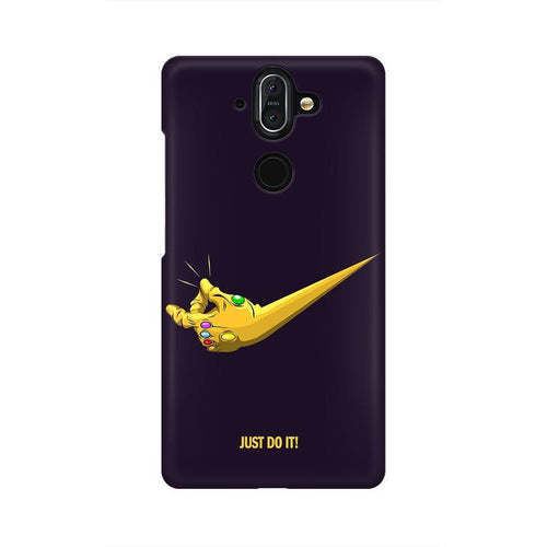 Just Do It Multicolour Case For Nokia 8 Sirocco