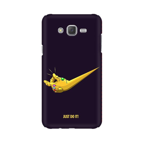 Just Do It Multicolour Case For  Samsung J3