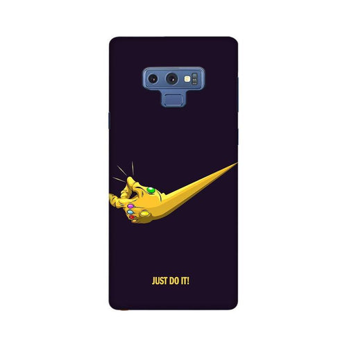Just Do It Multicolour Case For  Samsung Note 9