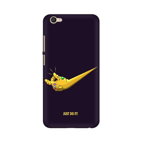 Just Do It Multicolour Case For Vivo V5 Plus