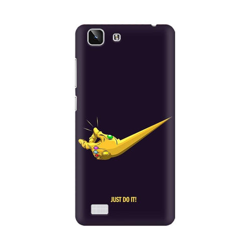 Just Do It Multicolour Case For Vivo X5
