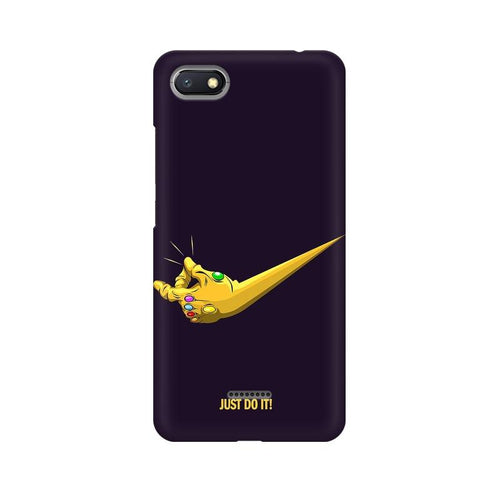 Just Do It Multicolour Case For Xiaomi Redmi 6A