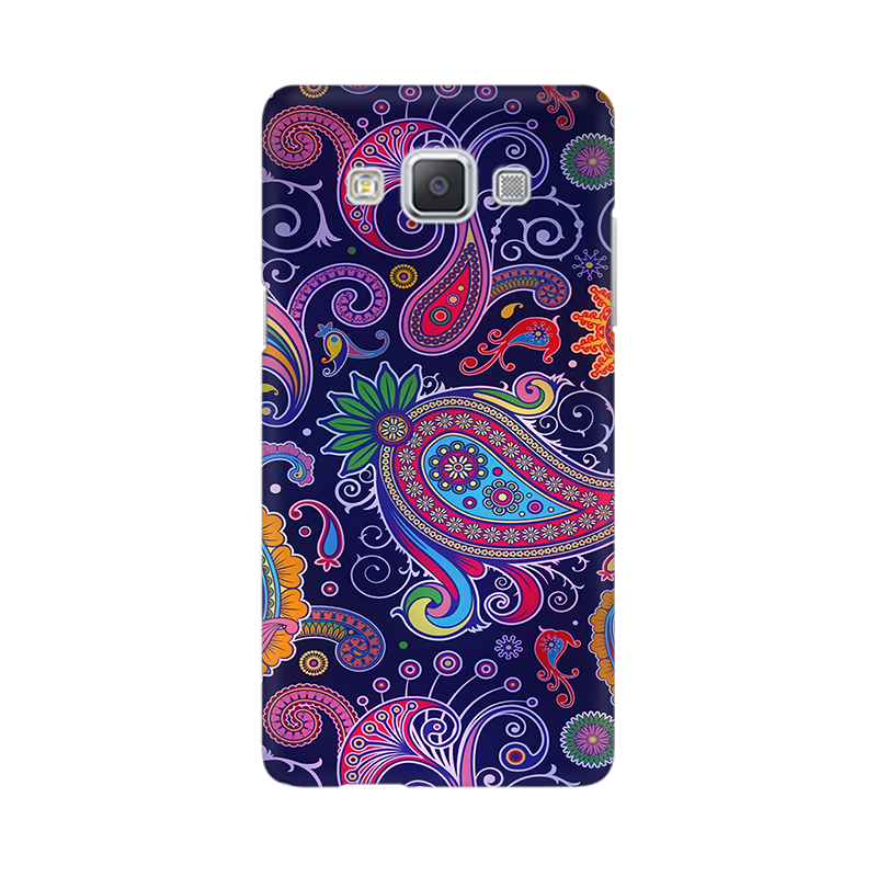 Paisleys Multicolour Case For  Samsung A5