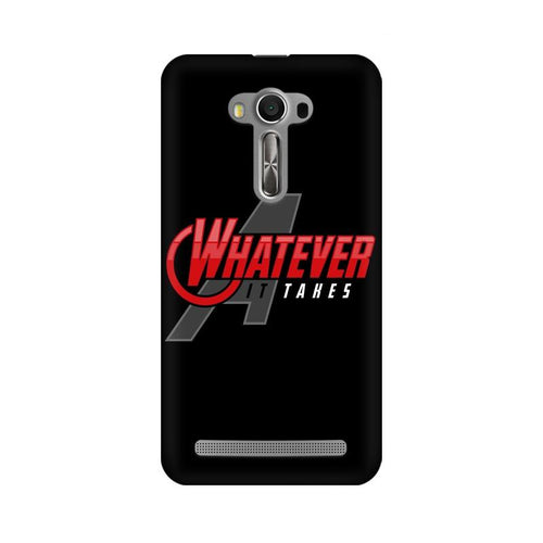 Whatever It Takes Multicolour Phone Case For Asus Zenfone Selfie