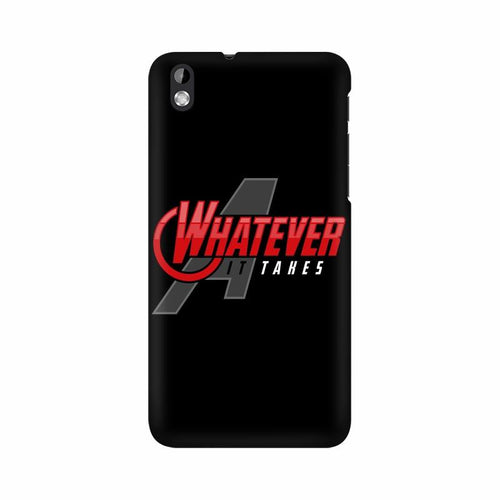 Whatever It Takes Multicolour Phone Case For HTC Desire 816