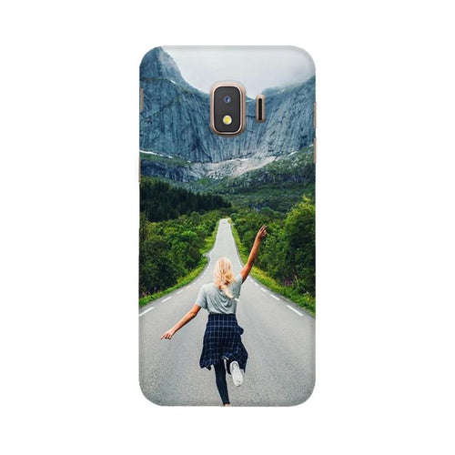 Your Design Multicolour Case For  Samsung J2 Core