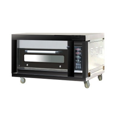 1 Deck And 1 Tray Gas Deck Oven (Luxury Series)