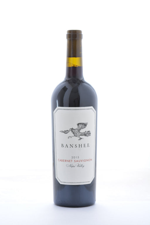 Banshee Napa Cabernet Sauvignon 2017 - 750 ML - Wine on Sale