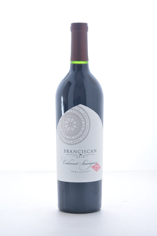 Franciscan Estate Cabernet Sauvignon 2017 - 750 ML - Wine on Sale