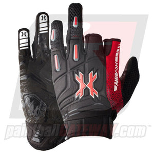 HK Army Pro 2 Finger Gloves - Lava