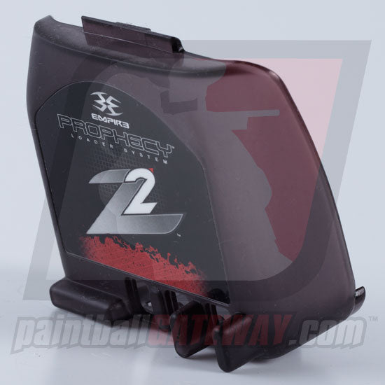 Empire Prophecy Z2 Loader Rear Cover with Decal - Matte Black - (#3L44)