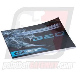 Planet Eclipse GEO 1 Owners Manual - (#3P9)