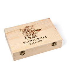 Blazing Bella Balsamic and Olive Oil Gift Set - Build Your Own Gift Set