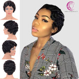 Finger Wave Wig R499 Free Shipping