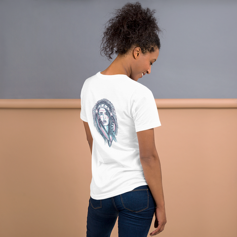 Alla  & Plus size - Short-Sleeve Unisex T-Shirt