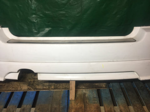 JDM Subaru Forester SG5 OEM Cross Sports Rear Bumper Rear Lip 2003-2008