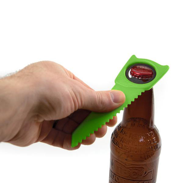 Citrusaw - saw and bottle opener