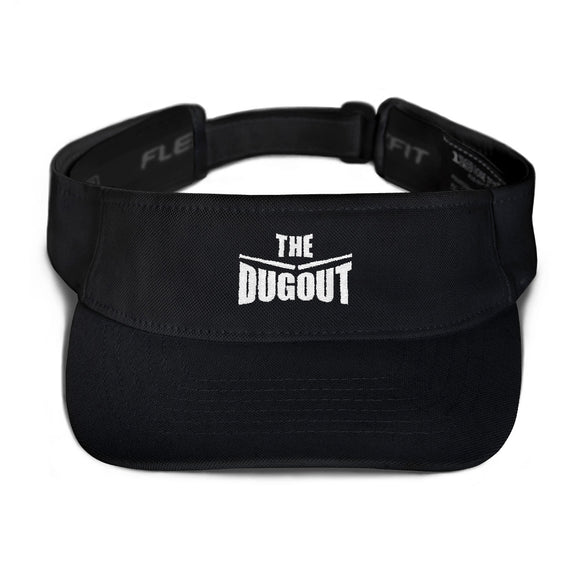 The Dugout Travel Ball Dad Visor