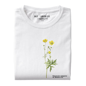 Bouton d'Or (T-Shirt unisexe)