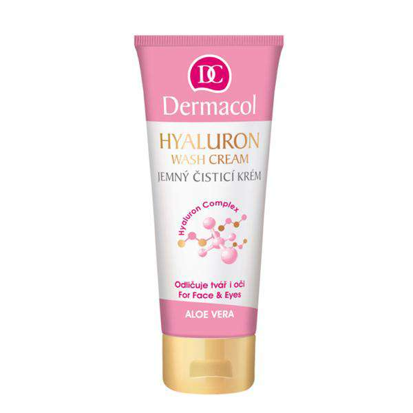 Dermacol Hyaluron Wash Cream