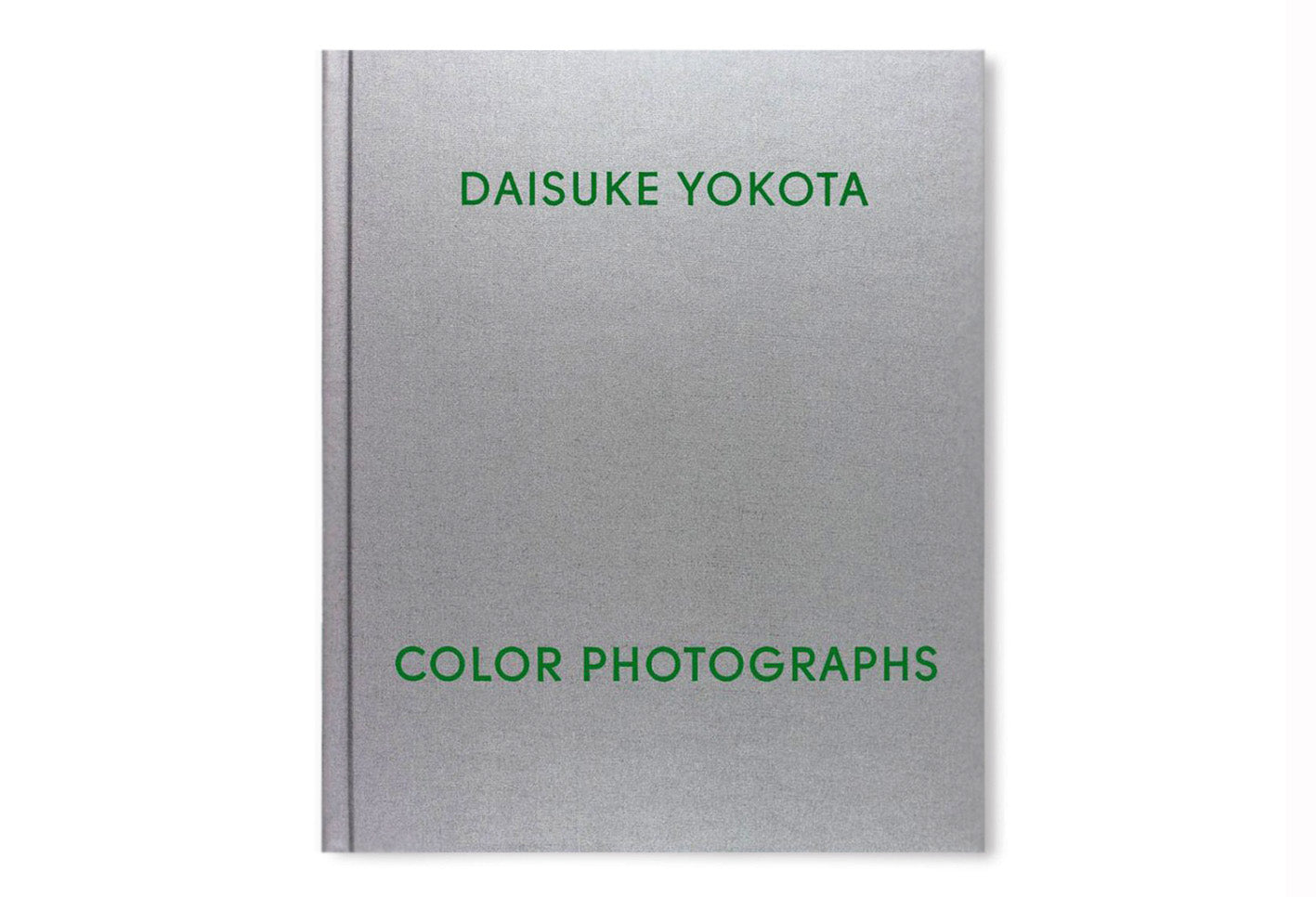 COLOR PHOTOGRAPHS - signed