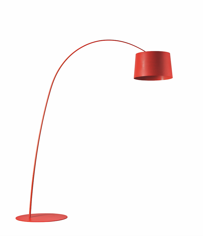 Foscarini Twiggy LED Crimson - ID: 8746