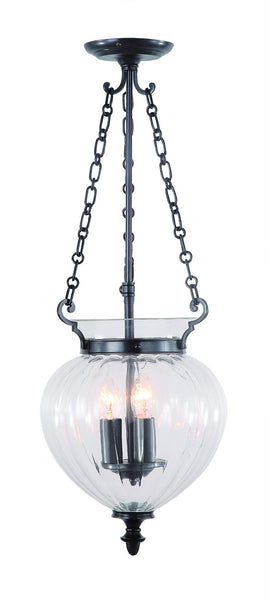 Finsbury Park Pendant Medium - London Lighting - 1