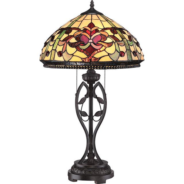 Imperial Bronze Table Lamp