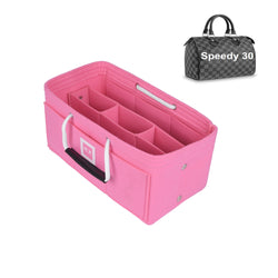 Louis Vuitton SPEEDY 30 Organizer [Bubblegum Pink]