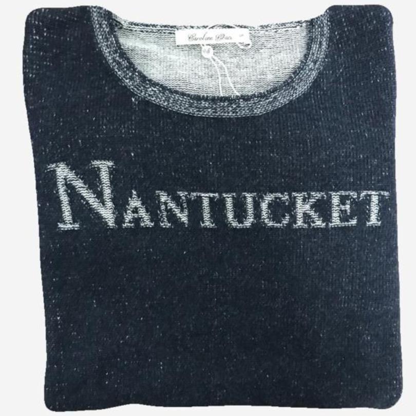 Alashan Cotton & Cashmere Nantucket Sweater - Abyss