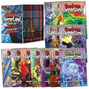 Goosebumps HorrorLand Boxed Set - Thirteen Tales of Terror!