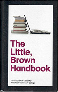 The Little Brown Handbook (3rd Canadian Edition)